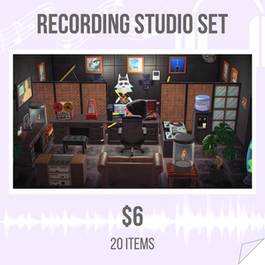 Recording Studio Set