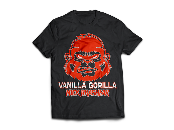 Vanilla Gorilla 2020 Fight Tee