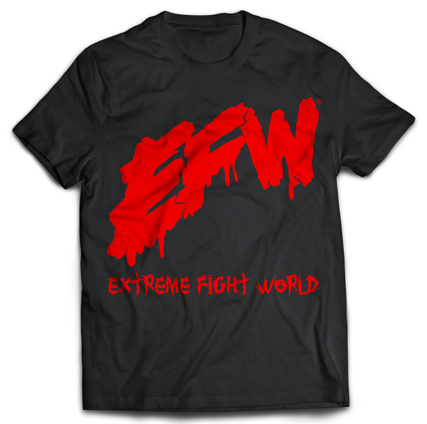 Extreme Fight World Retro Logo *Limited Edition*