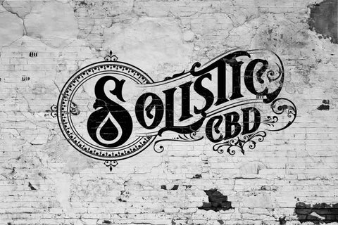 Solistic CBD oil tincture hemp cannabis
