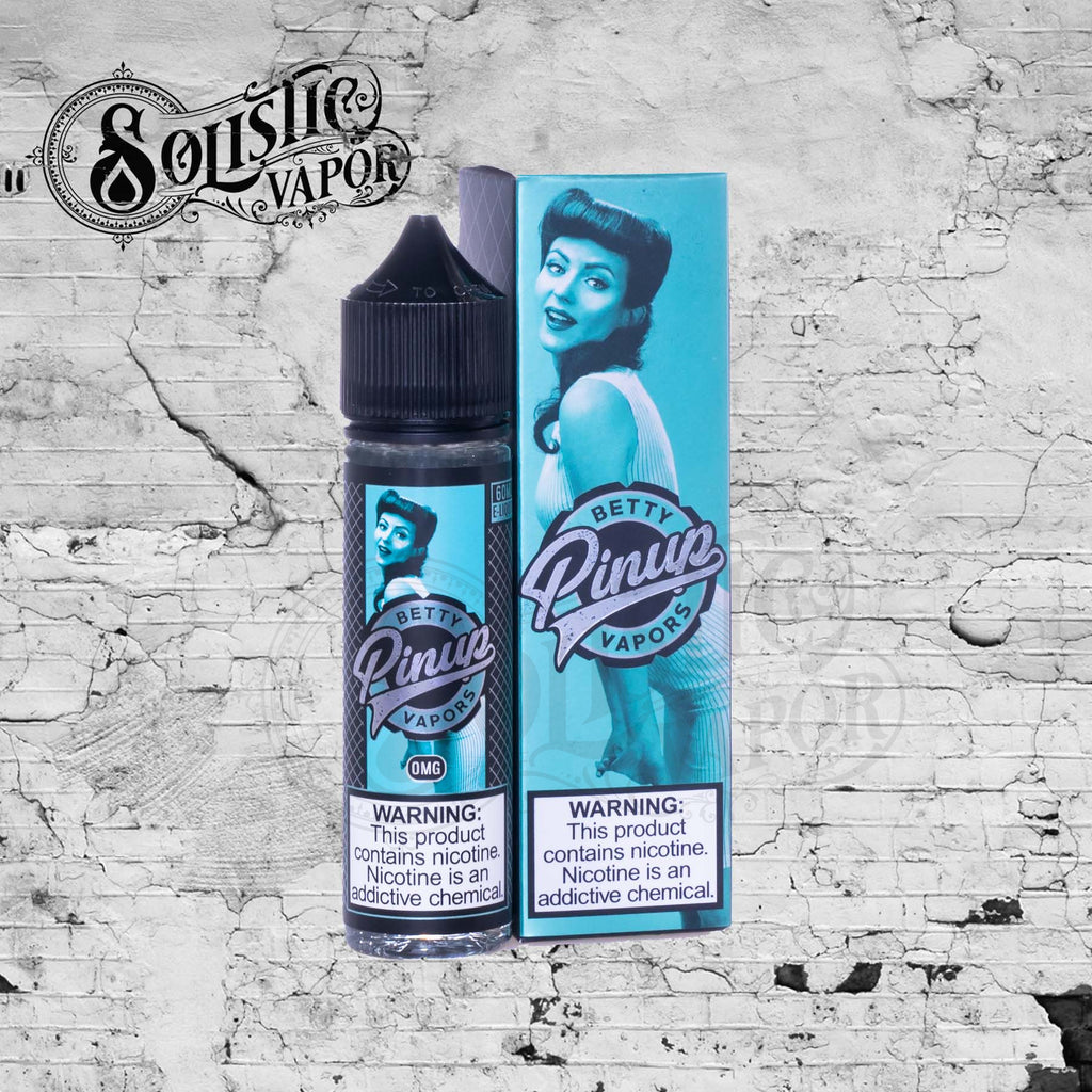 Betty Pinup Vapors Ejuice