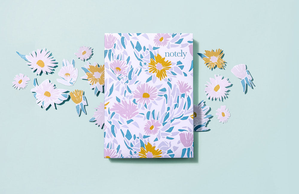 Marni Stuart Floral Journal for Notely