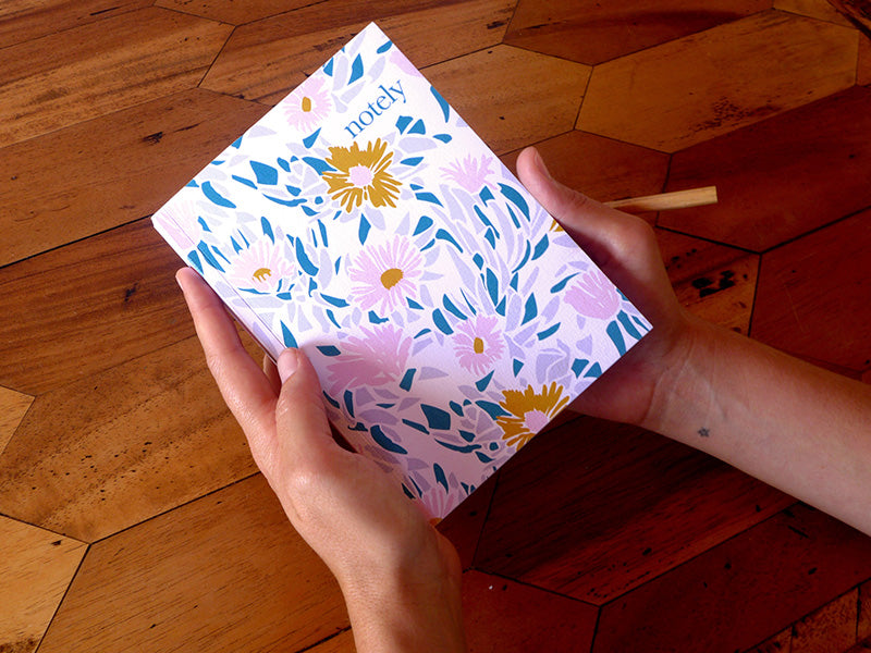Notely Floral Journal by Marni Stuart