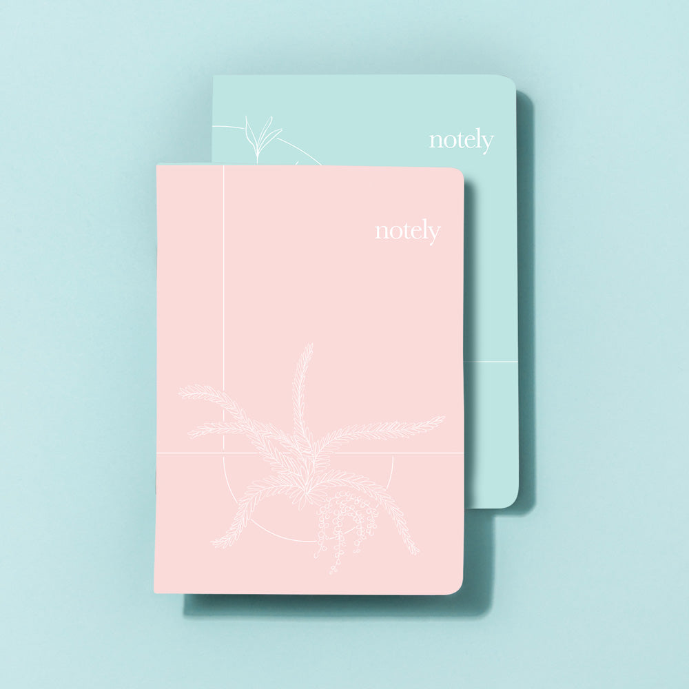 Notely Cup Notes in Artist Pastel designs