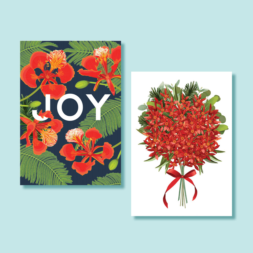 Festive Card Set (Box of 10)