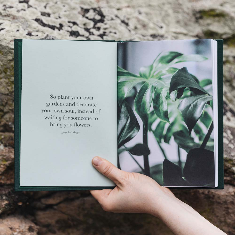 Plant Journal 160p – Forest Green