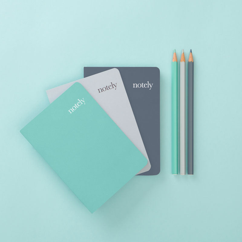 Notely Essentials Pocket Notebooks