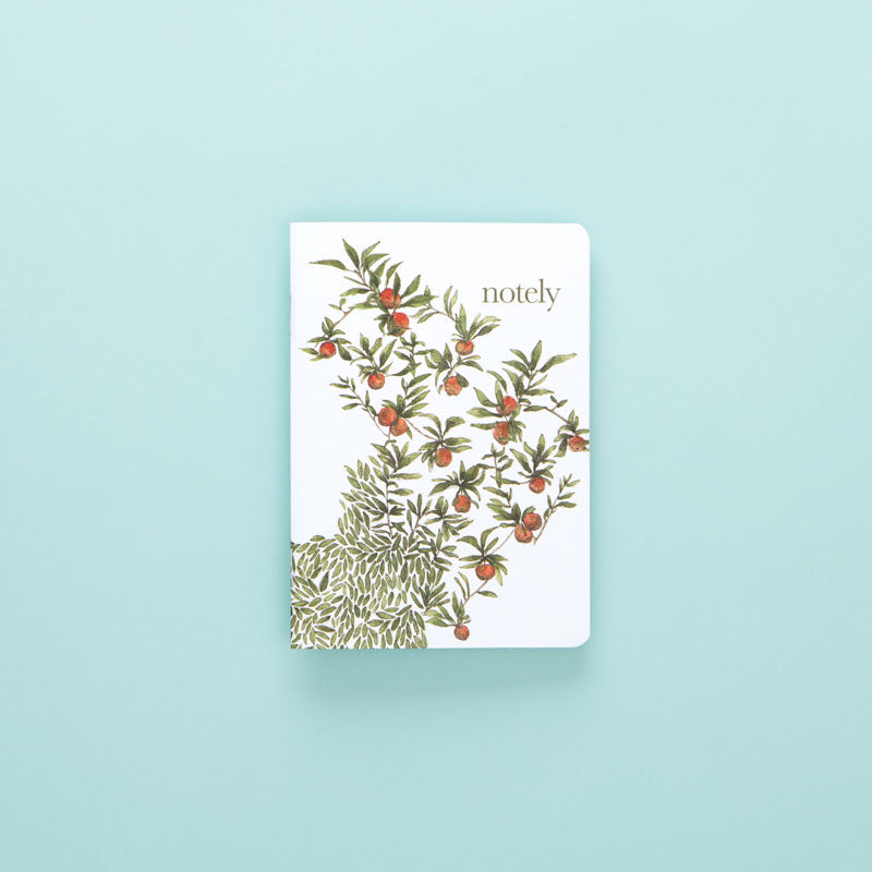 Notely Red Delicious A6 Notebook