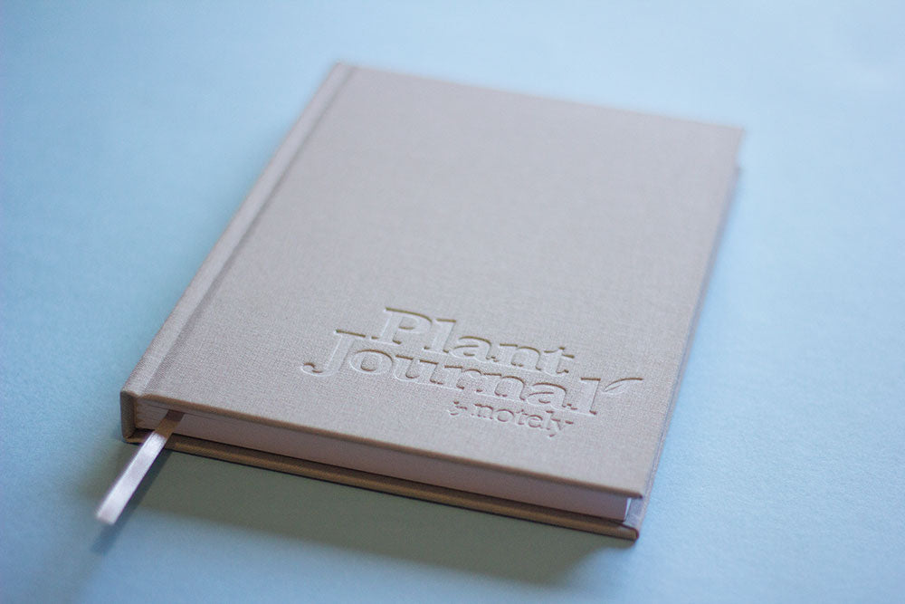 Plant Journal – Soft Grey