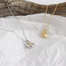 Load image into Gallery viewer, MISTY NECKLACE - STERLING  SILVER