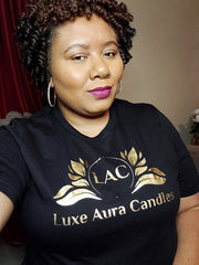 Luxe Aura Candles Owner: Shatani Chouteau