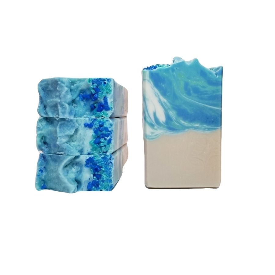 ocean buttermilk handmade soap