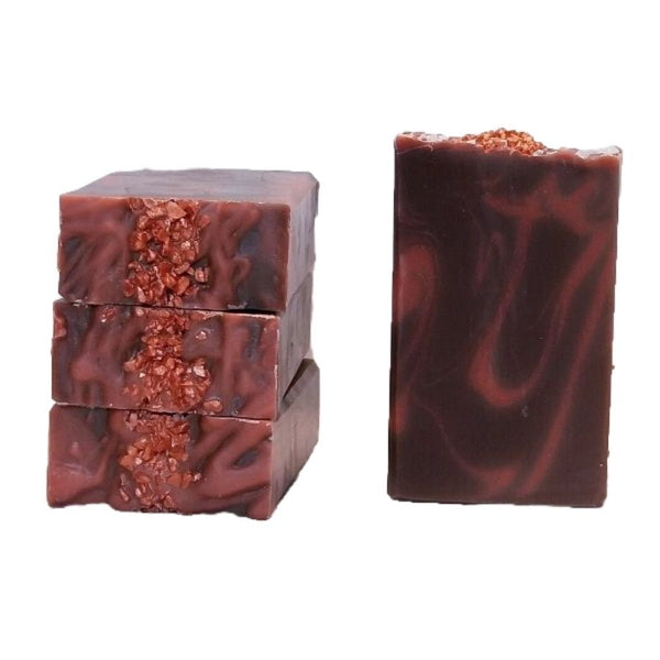 tobacco caramel buttermilk soap
