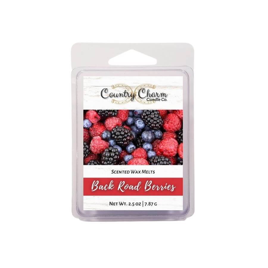 Back Road Berries Scented Wax Melts
