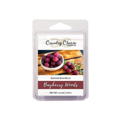 Bayberry Woods Scented Wax Melts