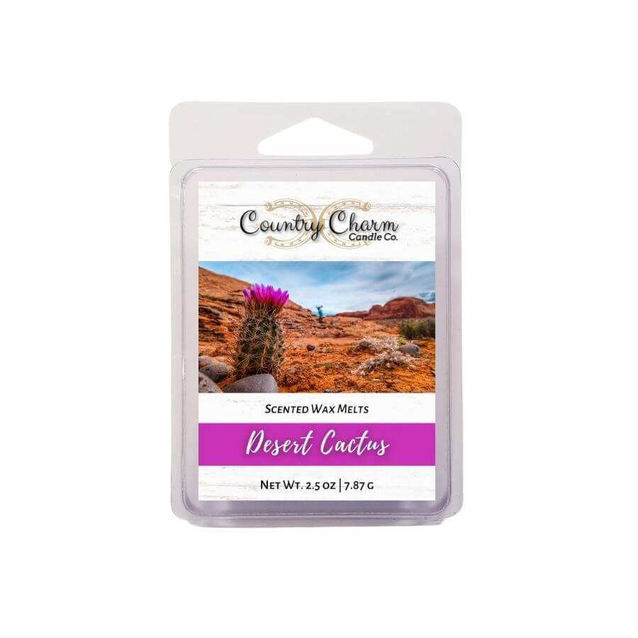 Desert Cactus Scented Wax Melts