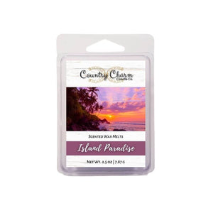 Island Paradise Scented Wax Melts