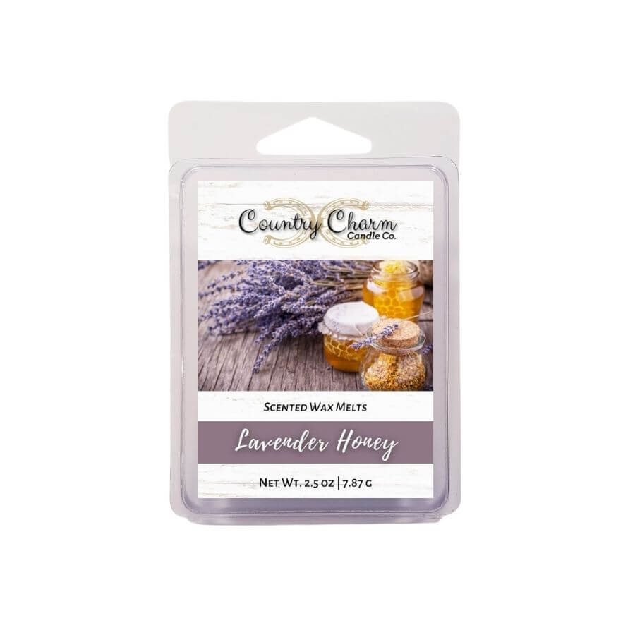 Lavender Honey Scented Wax Melts