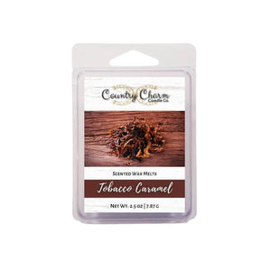 Tobacco Caramel Scented Wax Melts