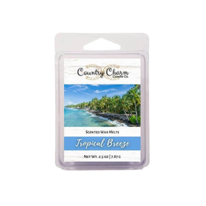 Tropical Breeze Scented Wax Melts