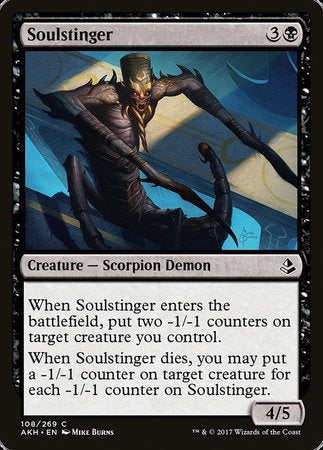 Soulstinger [Amonkhet] | The Mighty Meeple