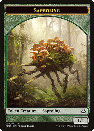 Saproling Token [Modern Masters 2017 Tokens] | The Mighty Meeple