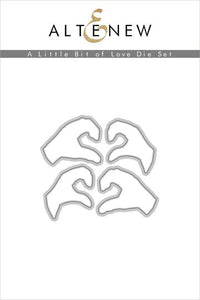 Altenew - Die Set - A Little Bit of Love