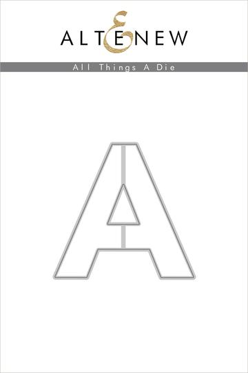 Altenew - Die Set - All Things A