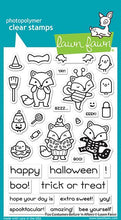 Load image into Gallery viewer, Lawn Fawn-Clear Stamp-Fox Costumes Before 'n Afters