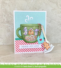 Load image into Gallery viewer, Lawn Fawn-Lawn Cuts-Dies-Stitched Mug Frame
