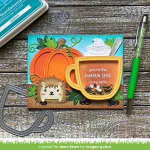 Lawn Fawn-Lawn Cuts-Dies-Outside In Stitched Mug