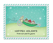 Load image into Gallery viewer, Lawn Fawn-Clear Stamps-Peas On Earth