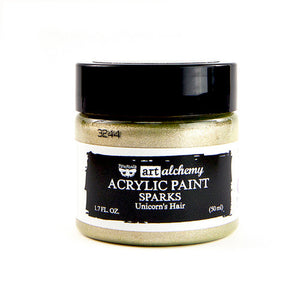 Finnabair - Art Alchemy - Metallique Acrylic Paint - Unicorn Hair