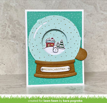 Load image into Gallery viewer, Lawn Fawn-Clear Stamps-Snow Globe Scenes