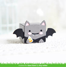 Load image into Gallery viewer, Lawn Fawn -Lawn Cuts - Dies -  tiny gift box bat add-on