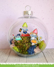 Load image into Gallery viewer, Lawn Fawn - Oh Gnome - clear stamp set