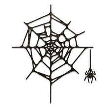 Load image into Gallery viewer, Sizzix - Halloween - Thinlits Die - Spider Web