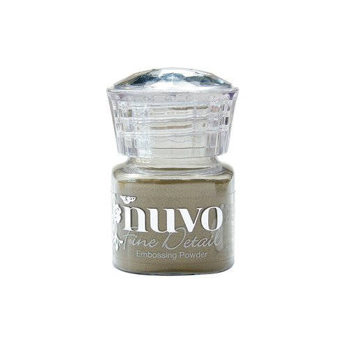 Tonic Studios - Nuvo Collection - Embossing Powder - Microfine - Classic Gold
