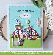 Load image into Gallery viewer, Lawn Fawn - Clear Stamp Set - Reveal Wheel Sentiments