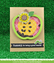 Load image into Gallery viewer, Lawn Fawn - Lawn Cuts - Dies - Outside In Stitched - Apple Stackables
