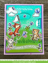Load image into Gallery viewer, Lawn Fawn-Clear Acrylic Stamps-Butterfly Kisses