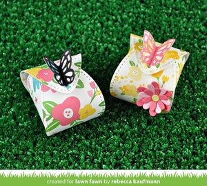 Lawn Fawn-Lawn Cuts-Butterfly Treat Box