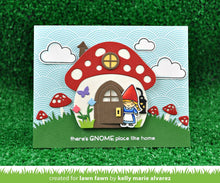 Load image into Gallery viewer, Lawn Fawn-LawnCuts-Mushroom Border