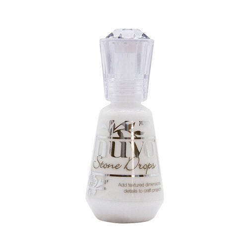 Nuvo-Stone Drops-white chalk