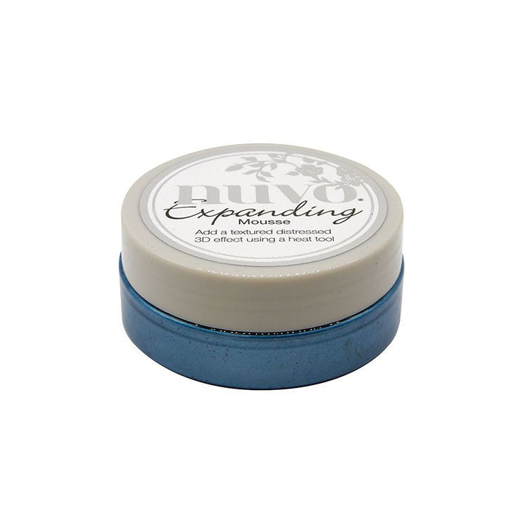 Nuvo - Expanding Mousse - Boatyard Blue