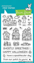 Load image into Gallery viewer, Lawn Fawn- Spooky Village- Clear Stamp Set