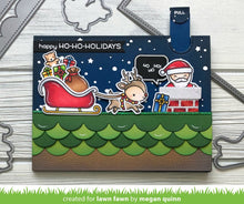 Load image into Gallery viewer, Lawn fawn-Ho-Ho-Holiday-Clear Stamp Set-Preorder