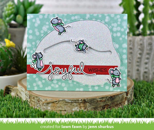 Lawn Fawn-Stitched Pond-Lawn Cuts