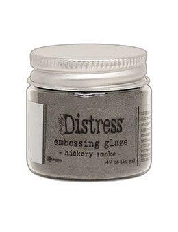 Tim Holtz Distress Embossing Glaze-Hickory Smoke