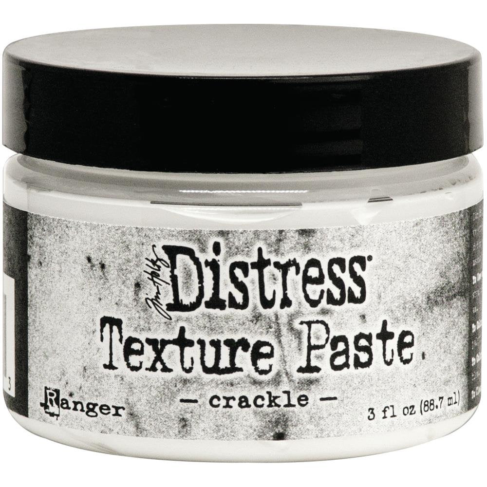 Tim Holtz Distress Texture Paste 3oz - Crackle